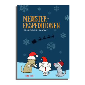 Medister-ekspeditionen - Trine Toft - cover